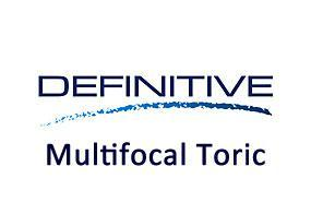 DEFINITIVE Multifocal Toric