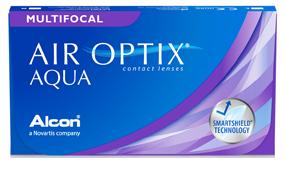 AIR OPTIX® plus HydraGlyde® Multifocal