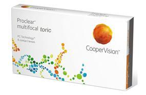 Proclear® multifocal toric non-dominant